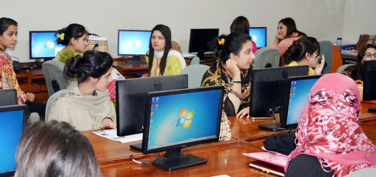 USF to Setup 50 Computer Labs at Women Empowerment Centers - PKKH.tv